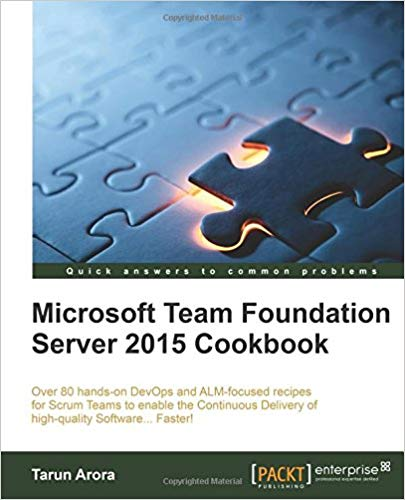 TFS 2015 Cookbook