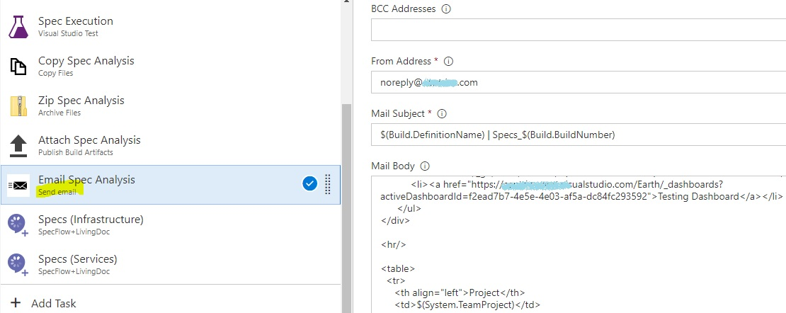 Visual Studio Geeks | SpecFlow VSTS Build pipeline with