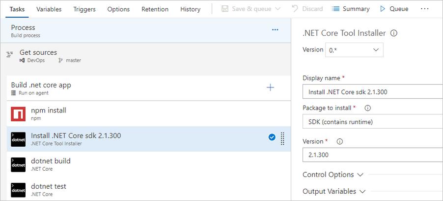 Dotnet Core Install Sdk